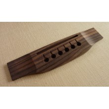 Indian Rosewood bridges - Acoustic guitar