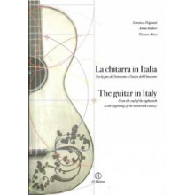 """The guitar in Italy"" - Frignani L., Radice A., Rizzi T."