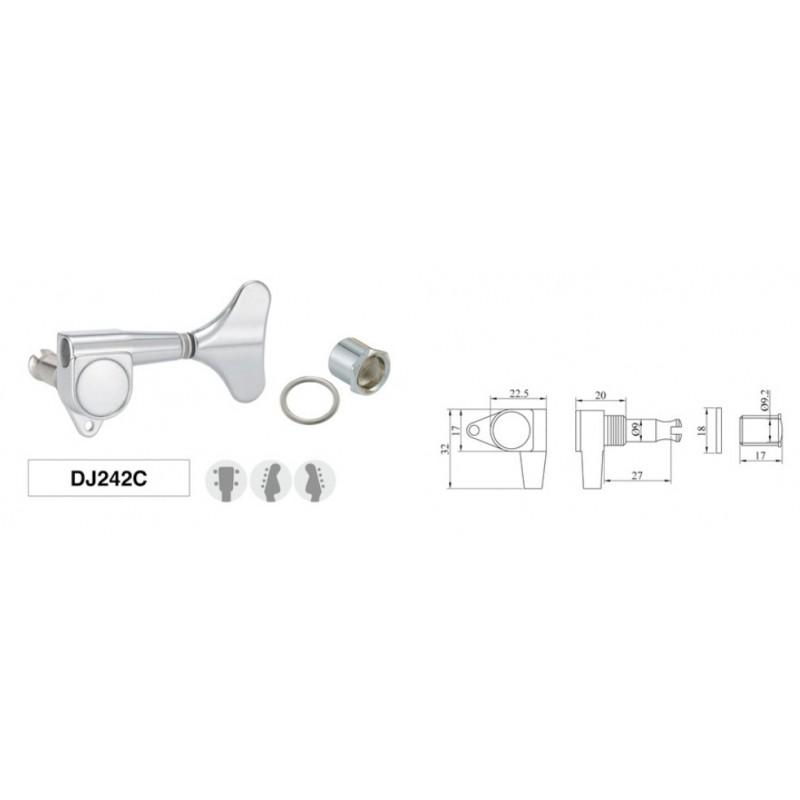 Meccanica DJ242C(2+2)
