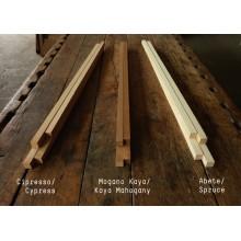 Italian Alpine Spruce - Blanks for guitar kerfings