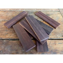Indian Rosewood bridge blanks for guitar