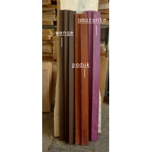 Purpleheart - Laminate wood for electric guitar