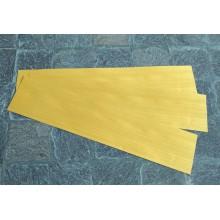 Yellow veneer
