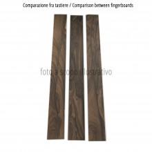 Comparison of Ziricote fingerboards