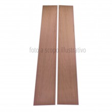 Cherrywood sides, I quality, 2 bookmatched pieces