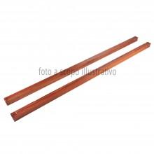 Padouk - Walking sticks