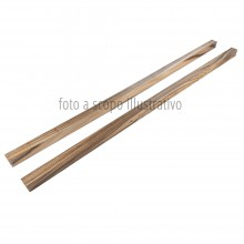 Zebrawood - Walking sticks