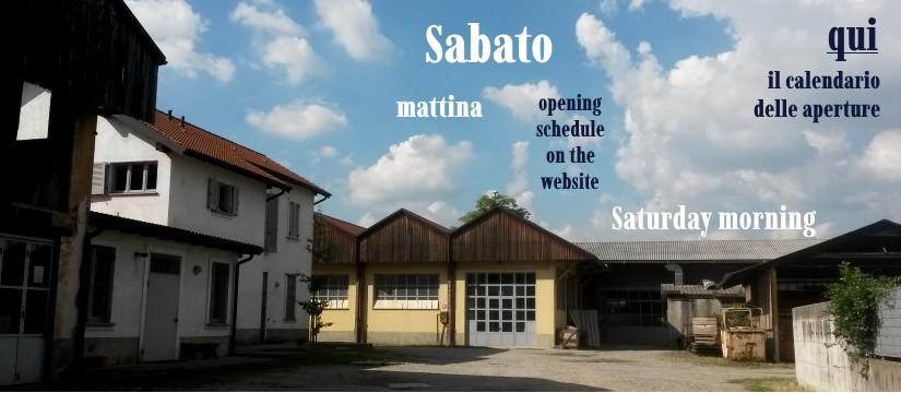 Saturday openings schedule